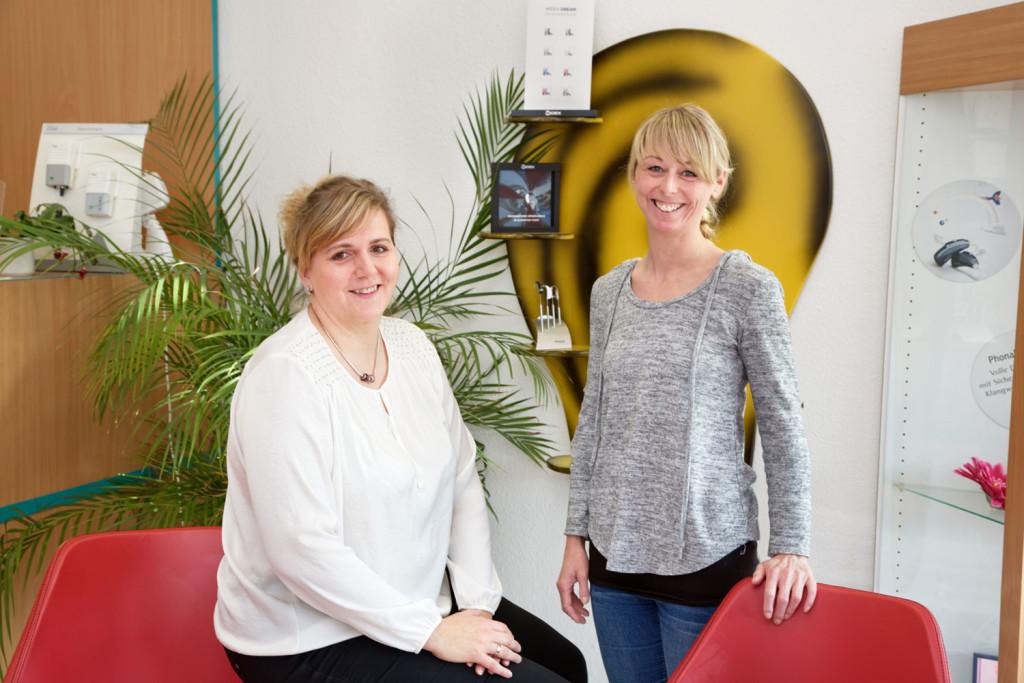 Team der Filiale in Waldstadt