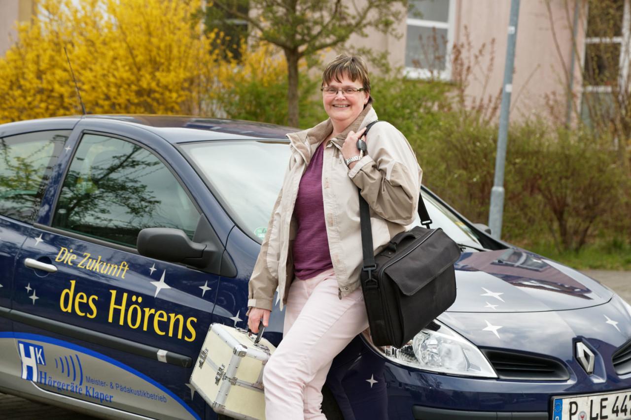 Frau Lorenz Hausbesuche