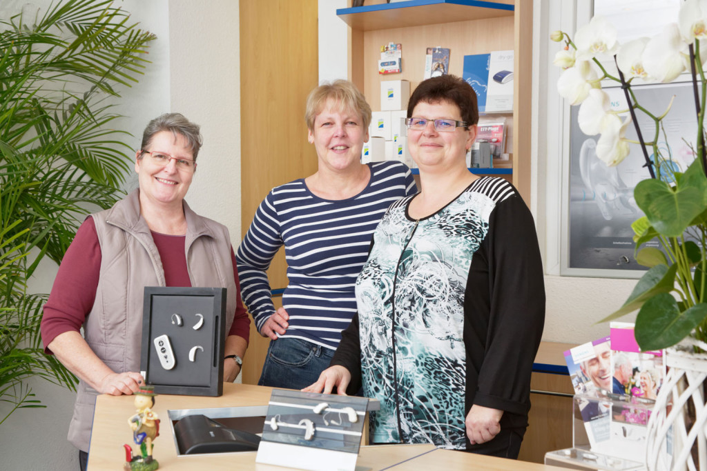 Team der Filiale in Werder